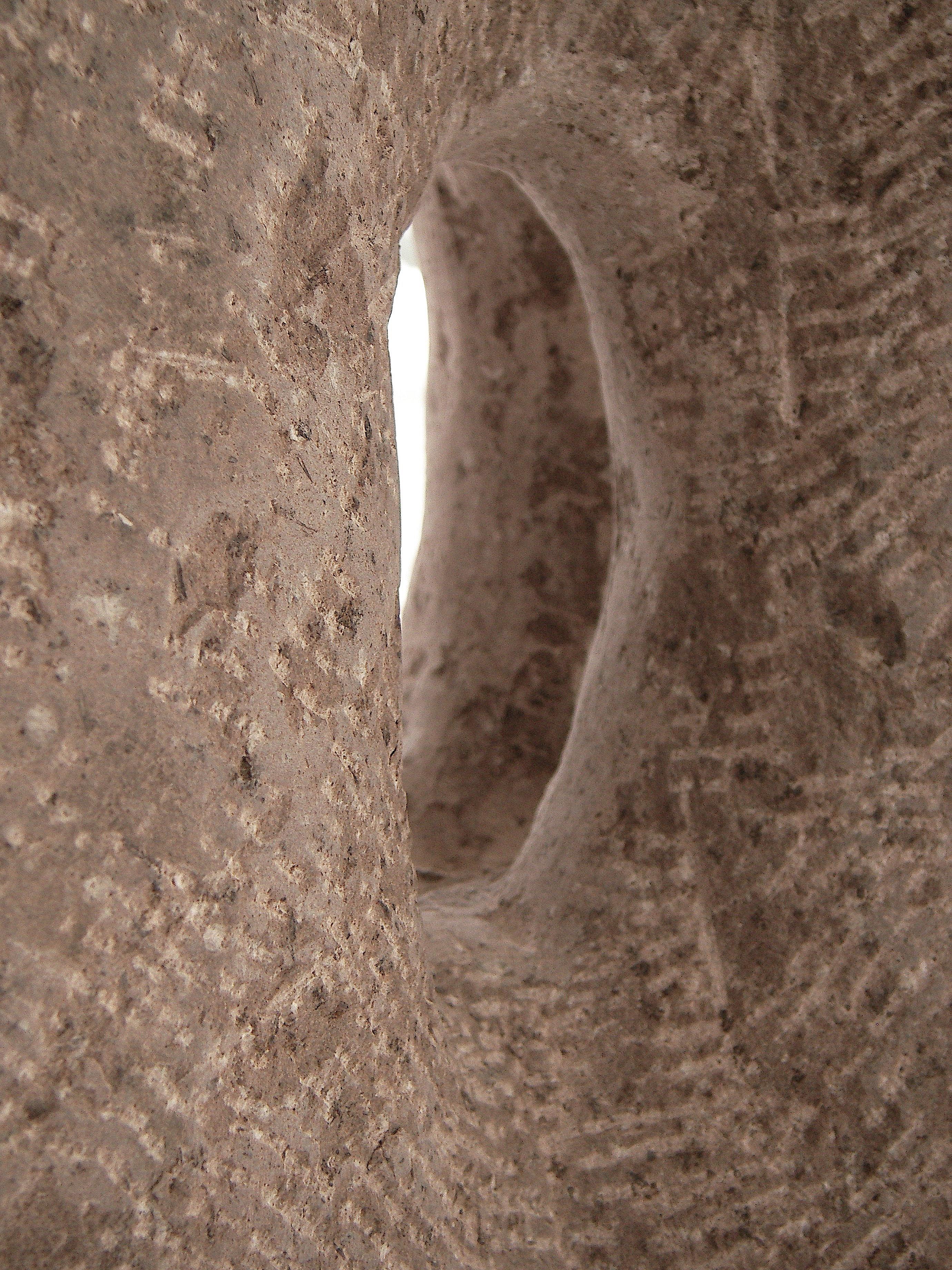 Roter Andesit Ankara Detail
