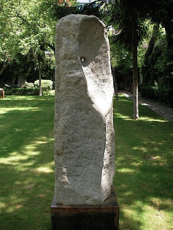 """""""Grüner"""" Andesit Ankara - Garten Österreichische Botschaft"""